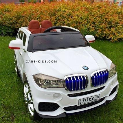 BMW X5 white